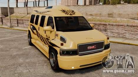 GMC Business superstar para GTA 4