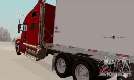 Volvo VNL 770 Custom para la visión correcta GTA San Andreas