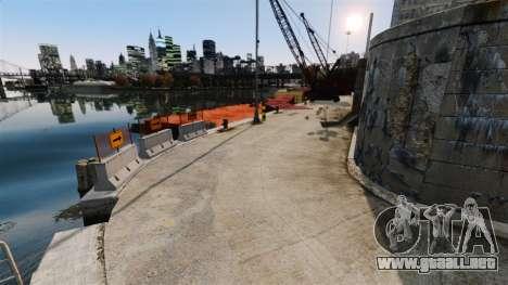 Bohan-Dukes Off Road Track para GTA 4 octavo de pantalla