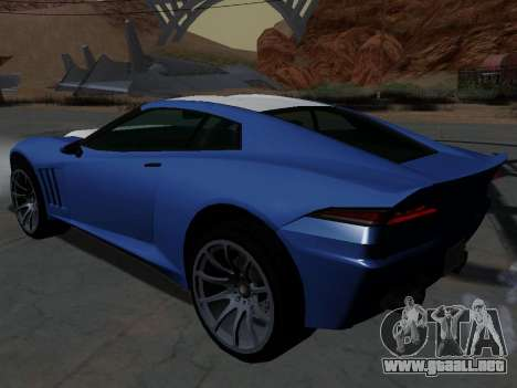 Coqueta de GTA 5 para GTA San Andreas left