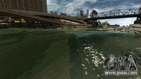 Mar limpio para GTA 4