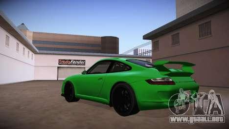 Porsche 911 TT Ultimate Edition para GTA San Andreas left