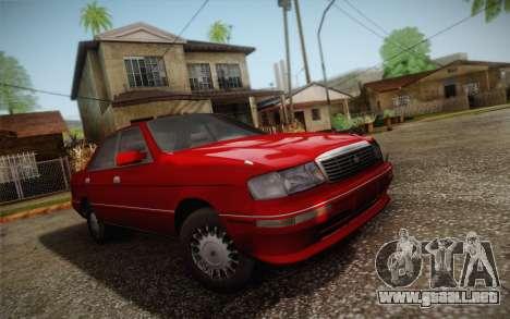 Toyota Crown Royal saloon g 3.0 para GTA San Andreas