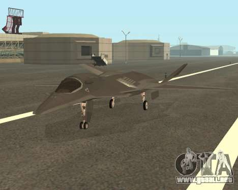 FA-37 Talon para GTA San Andreas