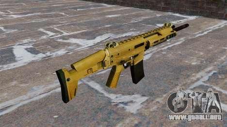 Rifle de asalto ACR 4.2 para GTA 4 segundos de pantalla