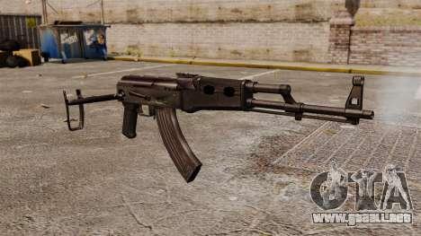 AK-47 v7 para GTA 4