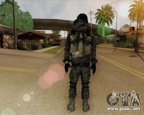 Russian Engineer para GTA San Andreas tercera pantalla