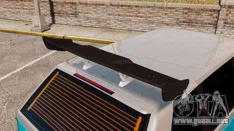 Extreme Spoiler Adder 1.0.7.0 para GTA 4 novena de pantalla