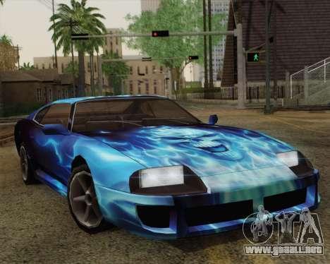 Los trabajos de pintura de bufón para GTA San Andreas