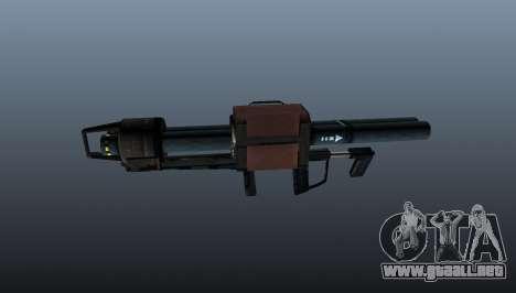 Halo lanzacohetes para GTA 4 tercera pantalla