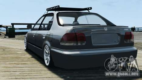 Honda Civic 1.6i ES para GTA 4 left