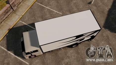 Mercedes-Benz 608 para GTA 4 visión correcta