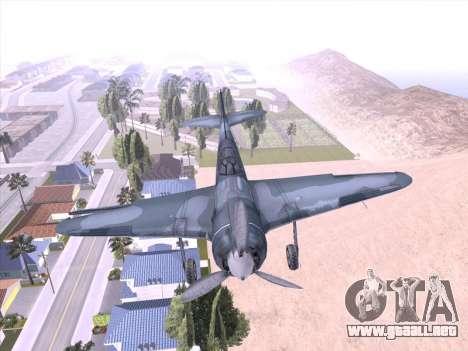 LA-5 para GTA San Andreas left