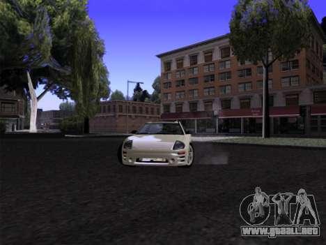 SA_RaptorX v2.0 para PC débil para GTA San Andreas sexta pantalla