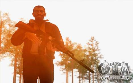 FF SG ULTRA para GTA San Andreas tercera pantalla