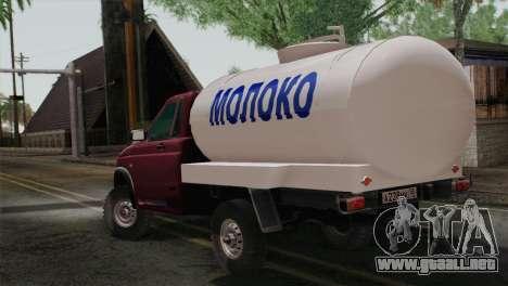 UAZ-2360 leche para GTA San Andreas left