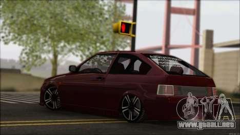 VAZ-2112 deportes para visión interna GTA San Andreas