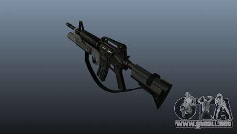 Automático carabina M4A1 v1 para GTA 4 segundos de pantalla
