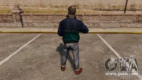 Trevor Phillips para GTA 4 tercera pantalla