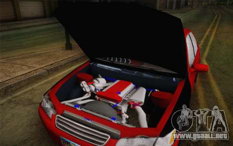 Toyota Camry 2.2 LE para la visión correcta GTA San Andreas