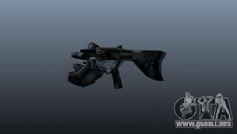 Rifle de pulso Alianza AR2 para GTA 4 segundos de pantalla