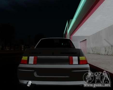 VAZ 2110 para las ruedas de GTA San Andreas