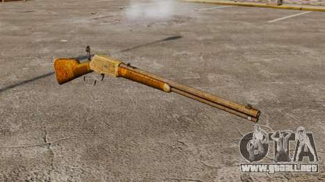 Vaquero pistola para GTA 4