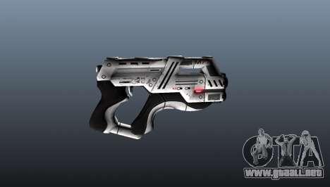 Pistola M77 Paladin para GTA 4 tercera pantalla
