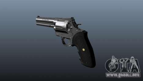 Revólver magnum 357 para GTA 4 segundos de pantalla