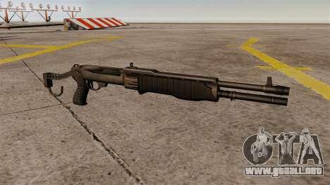Escopeta Franchi SPAS-12 Armageddon para GTA 4