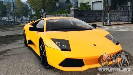 Lamborghini Murcielago LP640 2007 [EPM] para GTA 4 left