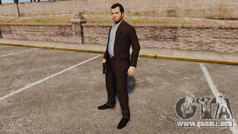 Michael de Santa para GTA 4 quinta pantalla