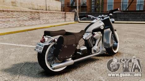 Custom Bobber v1 para GTA 4 left
