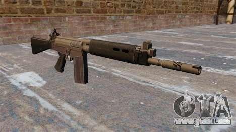 Rifle de batalla FN FAL para GTA 4