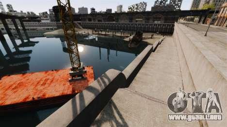 Bohan-Dukes Off Road Track para GTA 4 sexto de pantalla