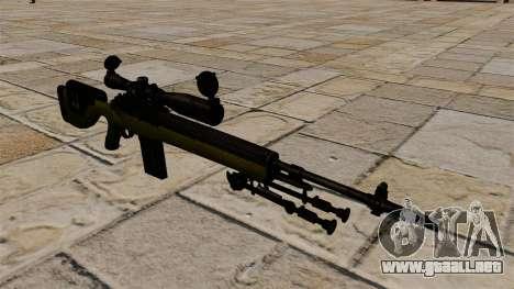 Cnajperskaâ rifle M14 DMR para GTA 4