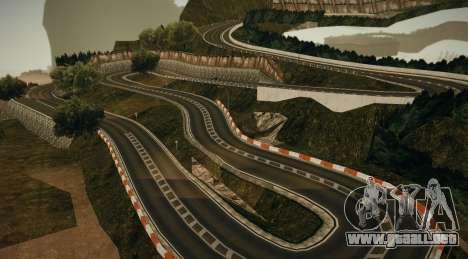 Mappack v1.3 by Naka para GTA San Andreas segunda pantalla