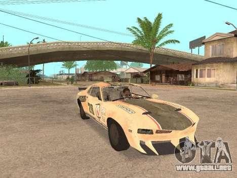 AMC Javelin AMX para la visión correcta GTA San Andreas