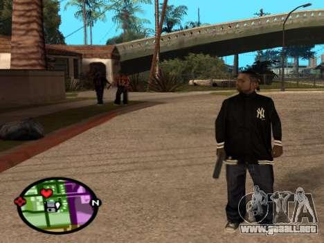 Nuevo Bmybar para GTA San Andreas