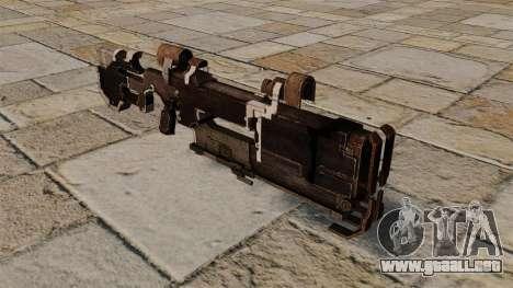 Cómic arma buscador para GTA 4