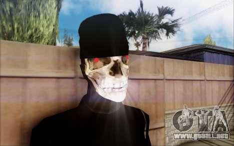 Muerte para GTA San Andreas segunda pantalla