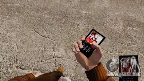 El tema para el teléfono t. a. t. u para GTA 4