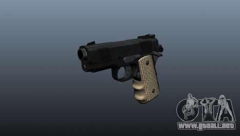 Pistola Colt Defender para GTA 4