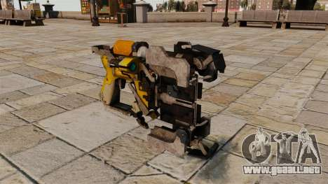 Cortador de plasma para GTA 4
