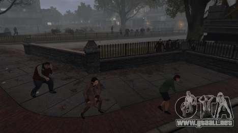 Nuevo Zombie-script para GTA 4 tercera pantalla