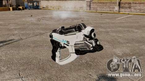 Pistola Mass Effect v1 para GTA 4