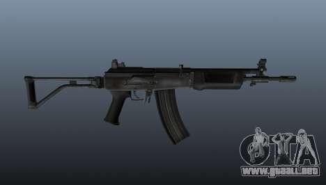 Un rifle de asalto israelí Galil para GTA 4 tercera pantalla