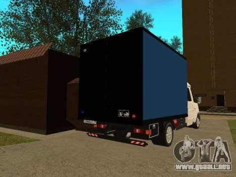 Empresas 33023 gacela para la visión correcta GTA San Andreas