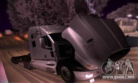Tablero de instrumentos activos v3.2 completo para GTA San Andreas octavo de pantalla