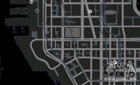 Mega jump para GTA 4 quinta pantalla